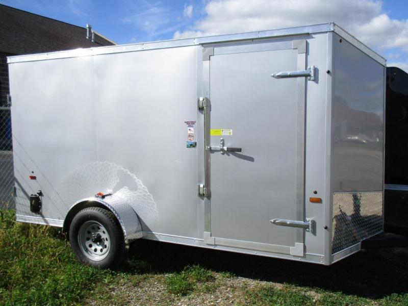 2016 US Cargo 6x12 Steel Trailer