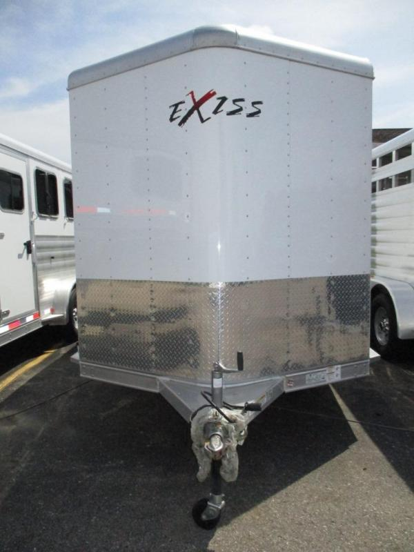 2014 Exiss 730BP 3 Horse Trailer