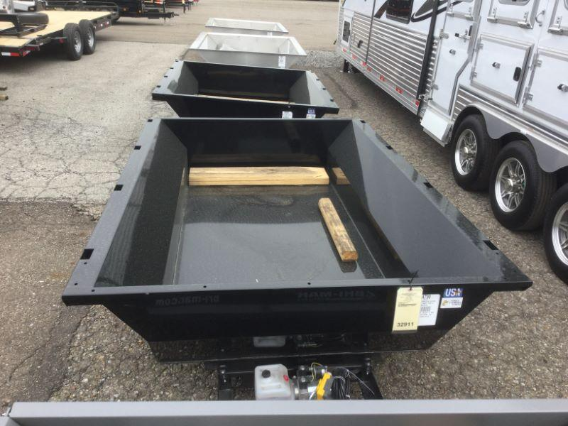 2016 B-Wise BWDI-100-8 Truck Beds and Equipment