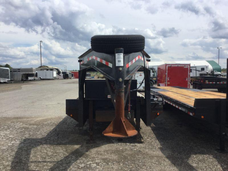 2012 Rolls Rite Trailers 21KG48FHDO Equipment Trailer