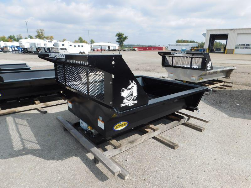 2015 DumperDogg BDD6S-CG Truck Beds and Equipment
