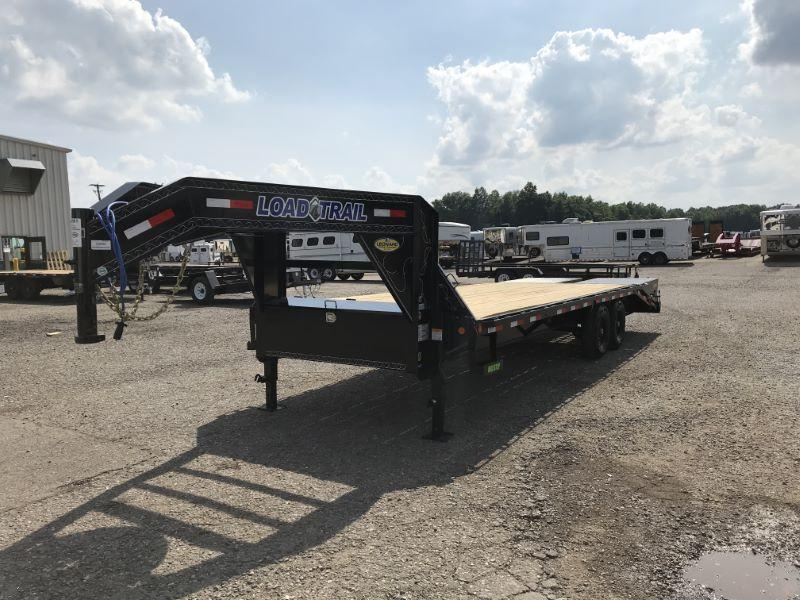 2019 8.5X25 LOAD TRAIL GOOSENECK EQUIPMENT TRAILER