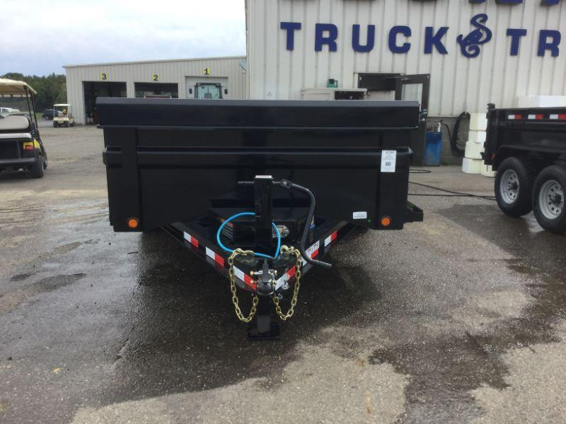 2018 Load Trail DV83X14TA14 Dump Trailers