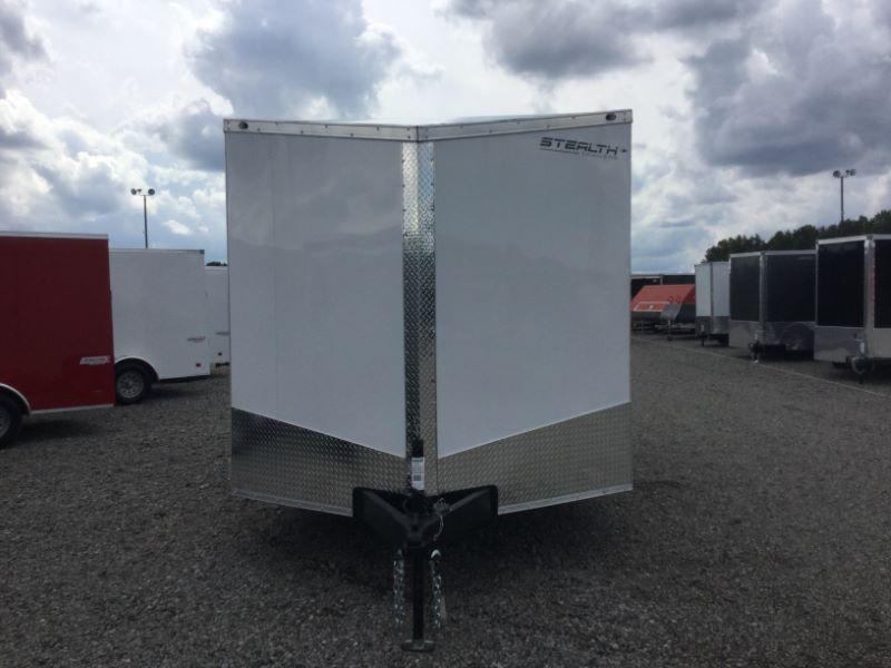 2018 Stealth Trailers STSE8.516TA Car / Racing Trailer
