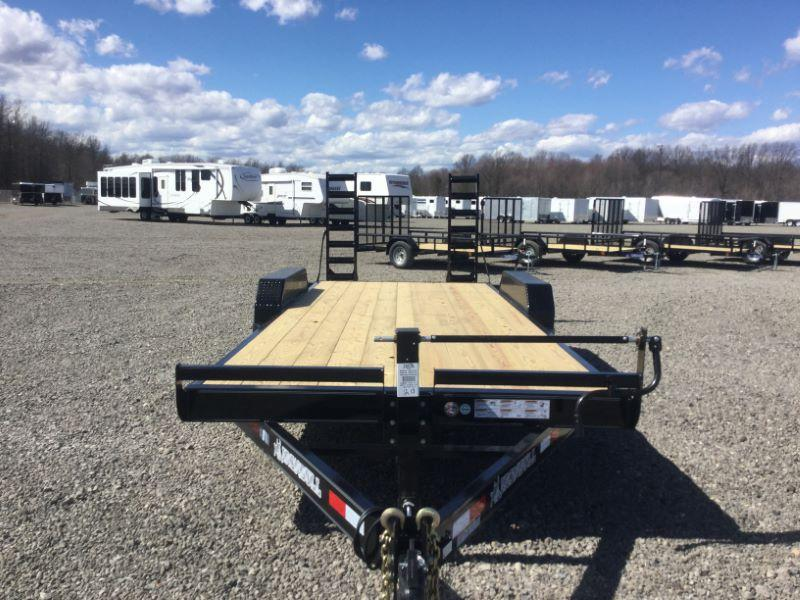 2017 Norstar IBEQ8322TA5 Equipment Trailer