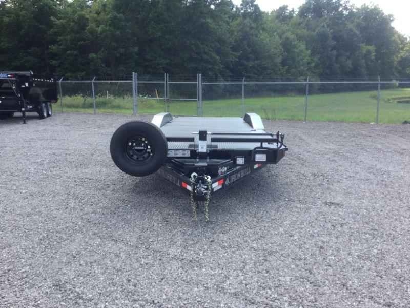 2017 Norstar IBEQ102X24TA5 Equipment Trailer