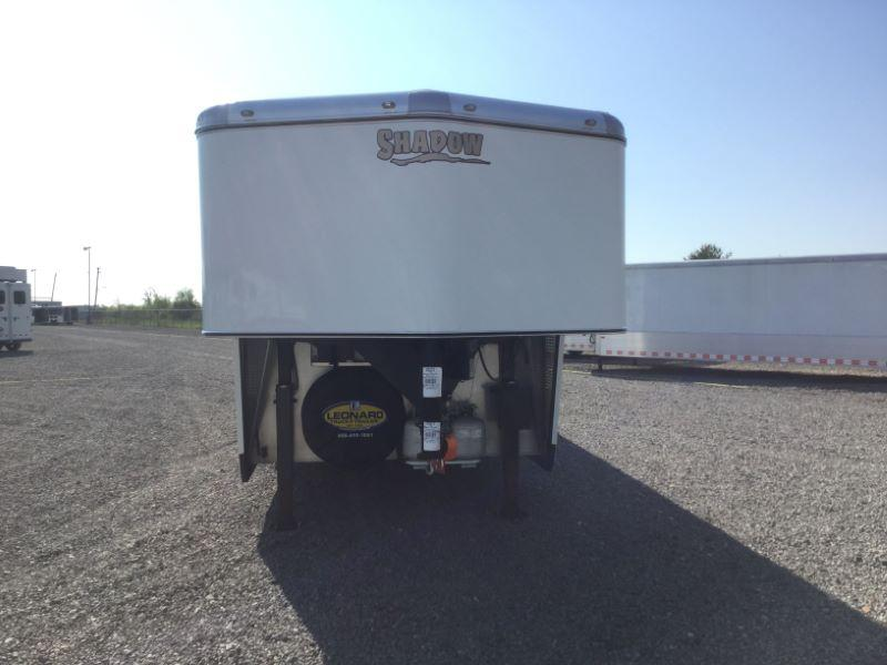 2012 Shadow Trailers 8417 Horse Trailer