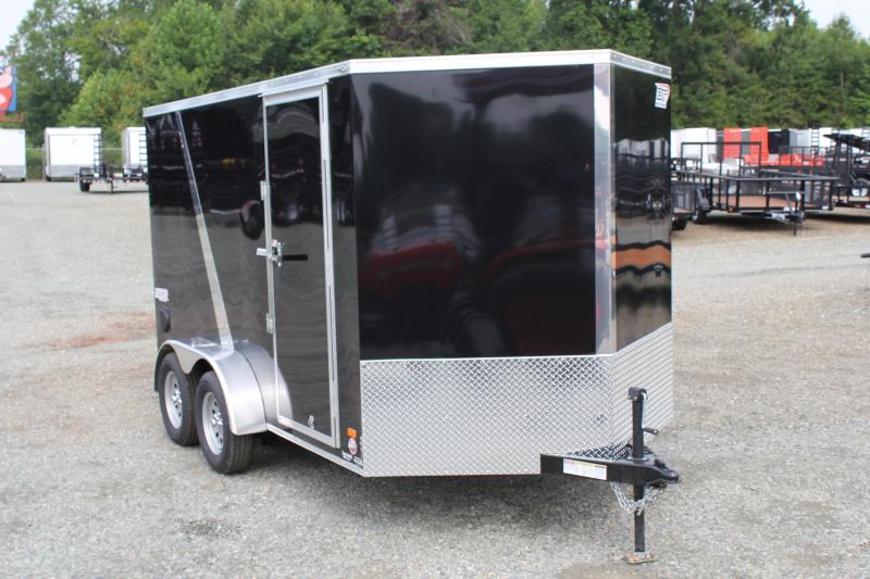 2019 Bravo Scout 7X12 w/ Ramp Door