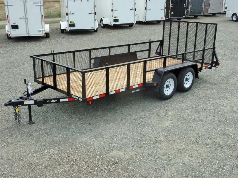 2018 Down 2 Earth 16ft 2ft Expanded Sides
