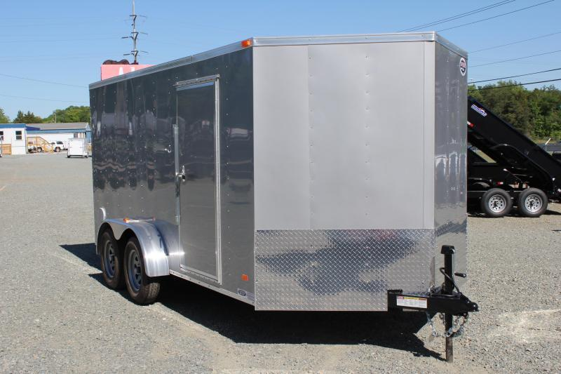 2019 Bravo Hero 7x14 w/ Ramp Door
