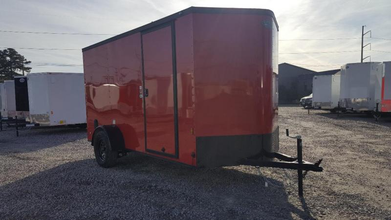 2020 Continental Cargo 6X12 w/Ramp Door