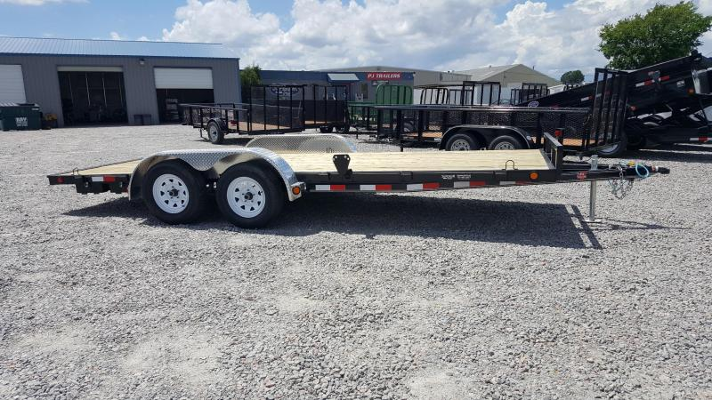2018 PJ Trailers 18ft C4 Car / Racing Trailer