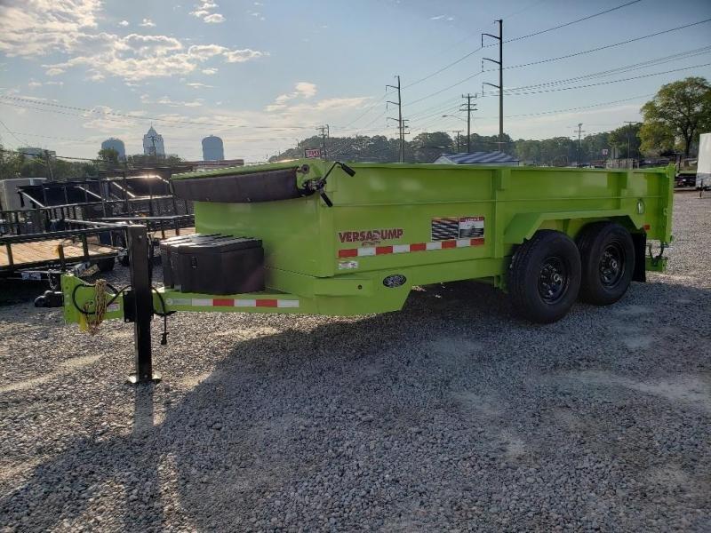 2020 Midsota 7x14 14K Dump Trailer