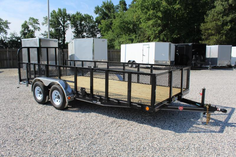 2018 PJ Trailers 18ft UL Utility Trailer