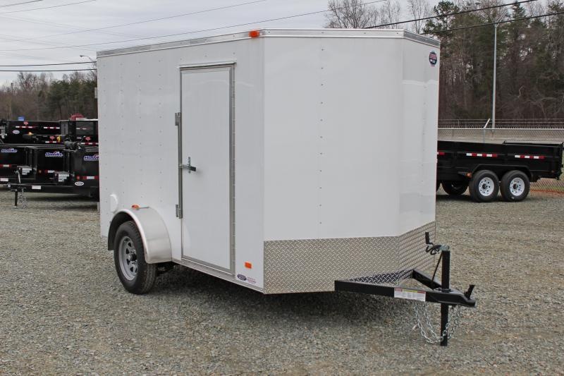 2018 Bravo Hero 6x10 w/ Double Rear Door