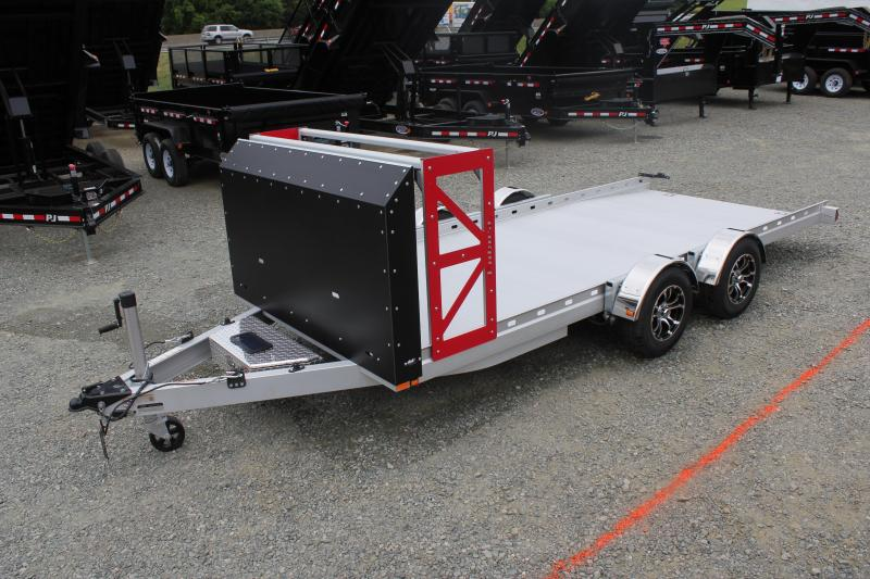 2018 Futura Trailers Low Loader Tandem Axle Trailer Car / Racing Trailer