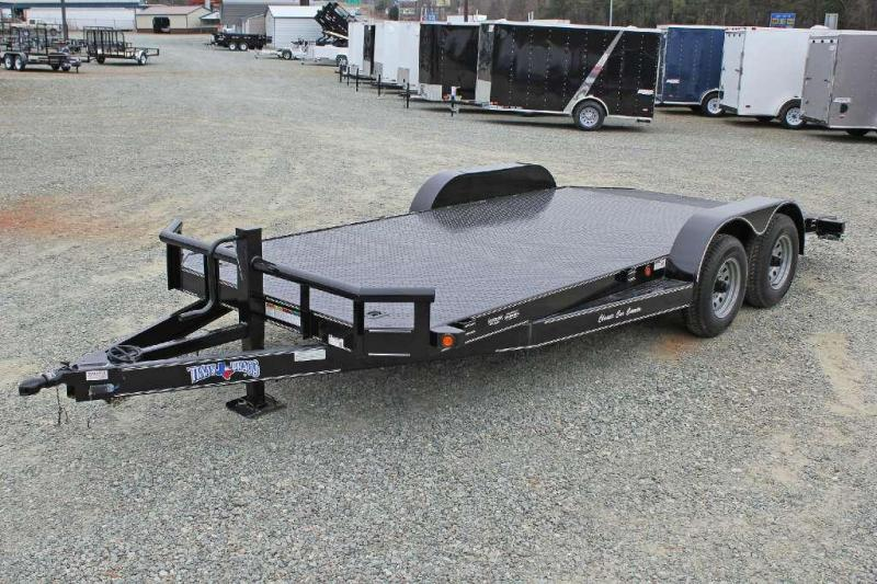 2014 Texas Bragg Trailers 18CCC Car / Racing Trailer