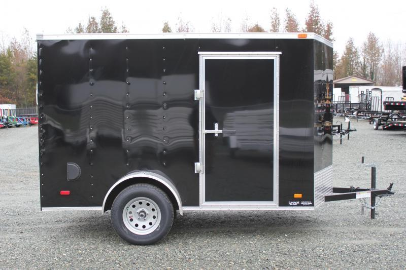 2020 Bravo Hero 6x10 w/ Ramp Door