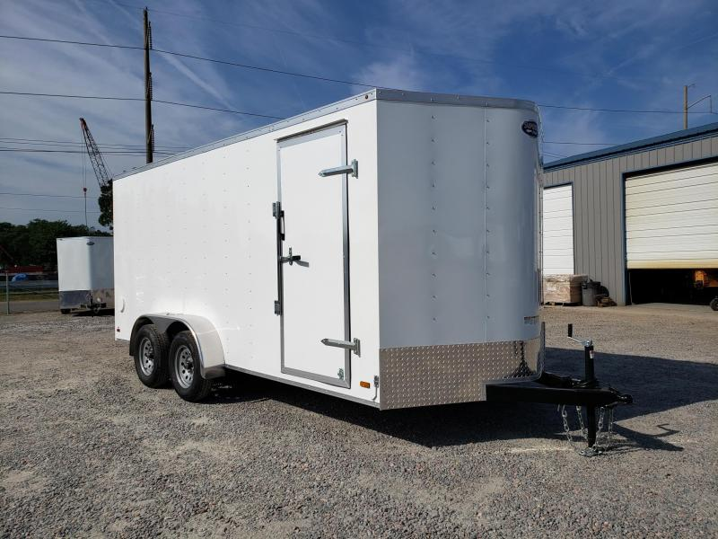 2019 Haulmark Passport 7x16 w/ Ramp Door