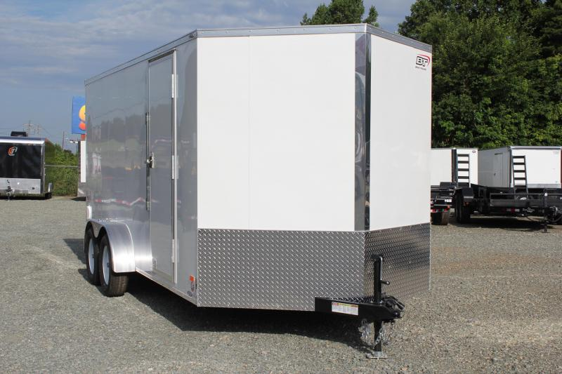 2018 Bravo Scout 7x16 w/ Ramp Door