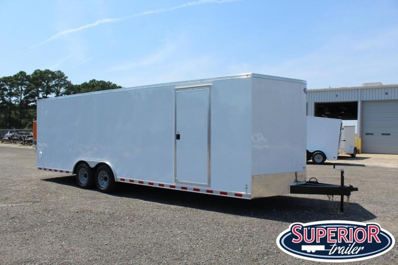 2020 Haulmark Passport 8.5x24 10K  w/ Ramp Door