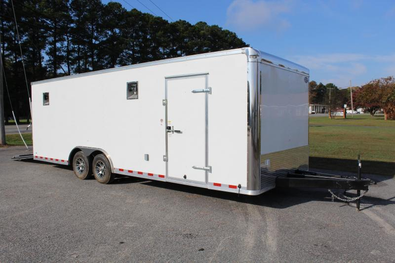 2018 Continental Cargo 8.5X24 10K Car/Racing Trailer