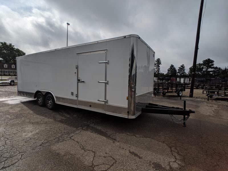 2020 Continental Cargo 8.5X24 10K  LOADED Car Trailer