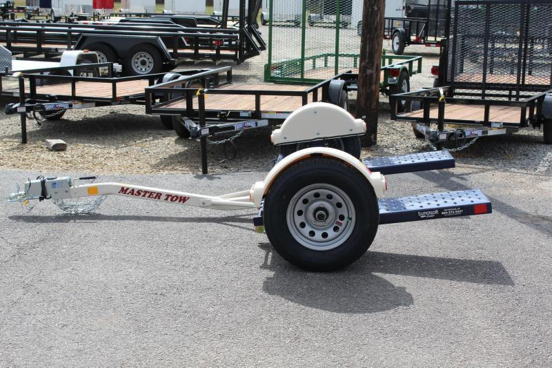 2019 Master Tow 80THD Tow Dolly w/ Surge Brakes