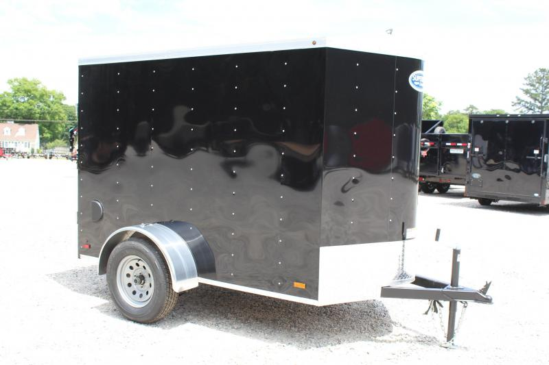 2019 Haulmark Passport 5x8 w/ Single Door