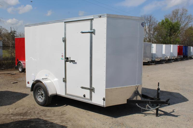 2020 Continental Cargo 6X10 w/Ramp Door