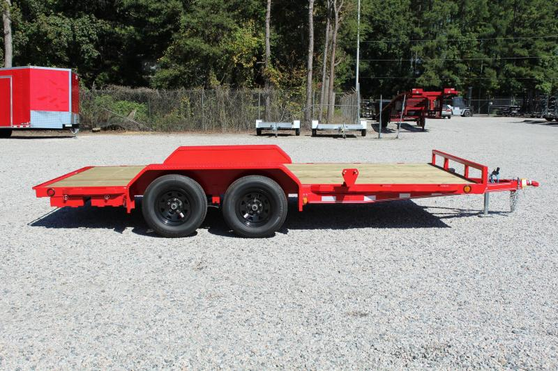 2018 PJ Trailers 16ft C4 7K Car / Racing Trailer