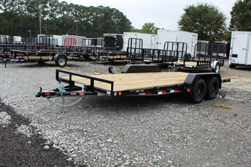 2020 PJ Trailers 18' C4 7K Car / Racing Trailer