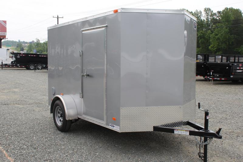 2018 Bravo Hero 6x10 w/ Ramp Door