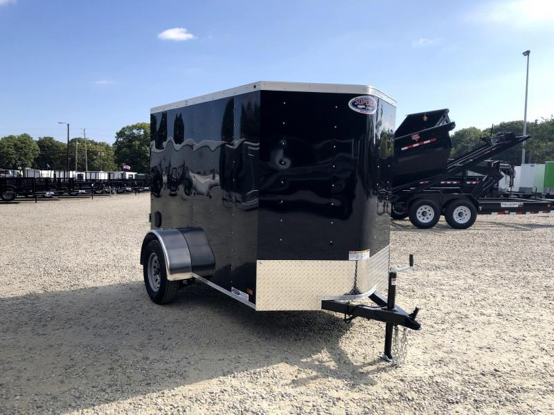2020 Haulmark Passport 5x8 w/ Ramp Door