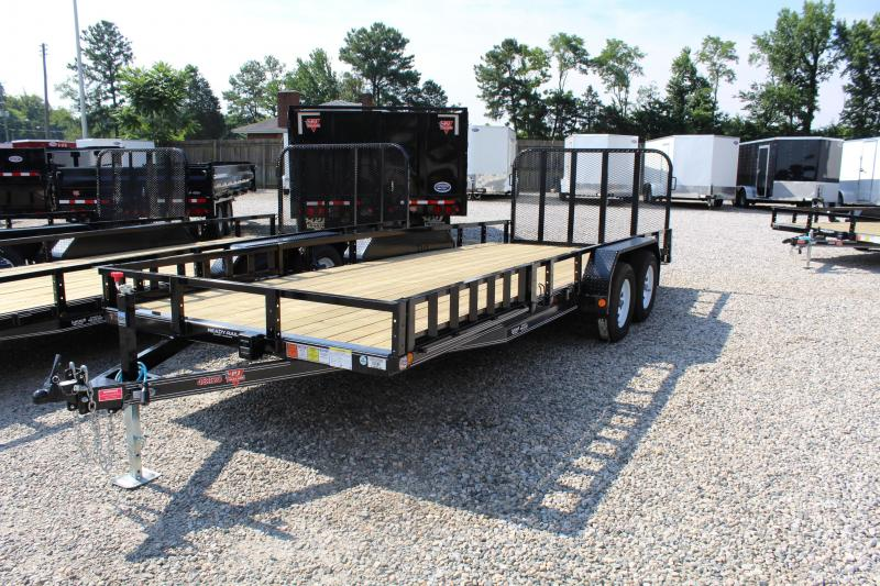 2018 PJ Trailers 20ft UL 7K ATV Trailer