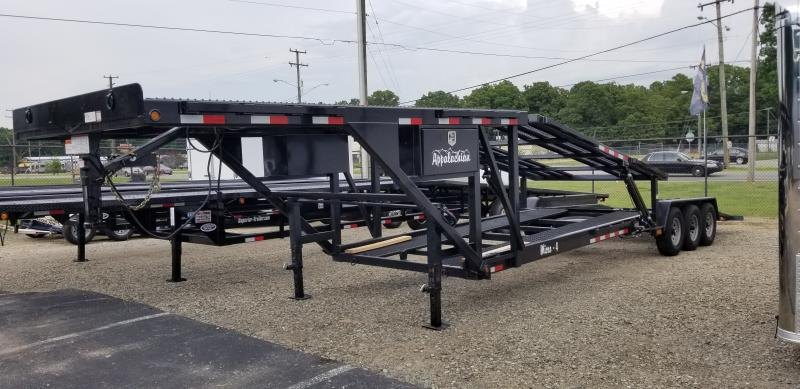 2019 Appalachian MICRO IV Car / Racing Trailer