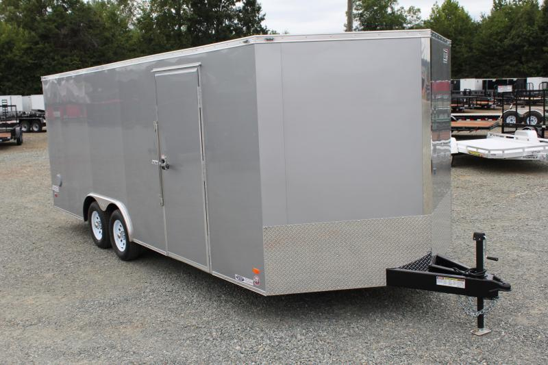 2018 Bravo Scout 8.5x20 w/ Ramp Door