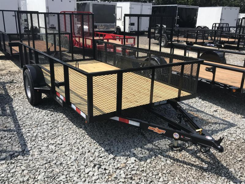 2019 Down 2 Earth 6x12 w/ 2ft Expanded Sides & Gate