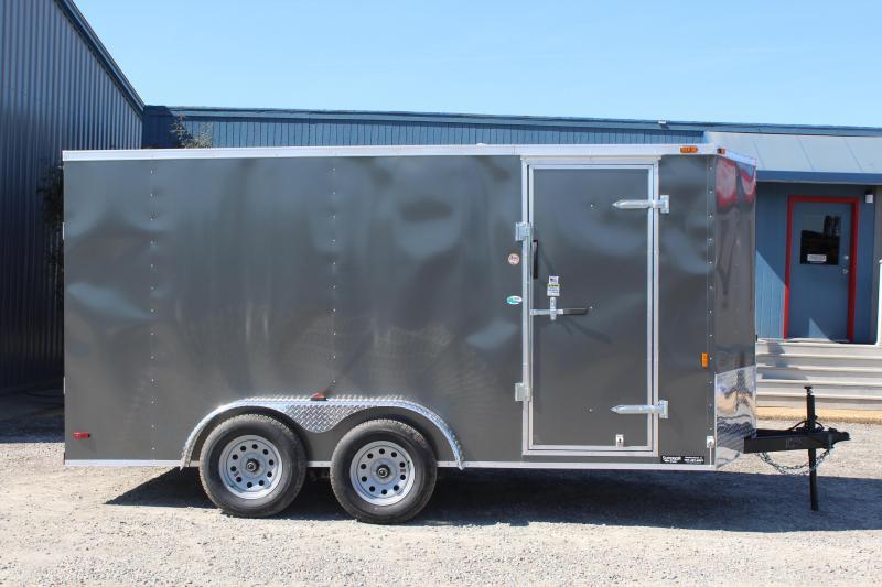 2019 Continental Cargo 7X14 w/ Ramp Door