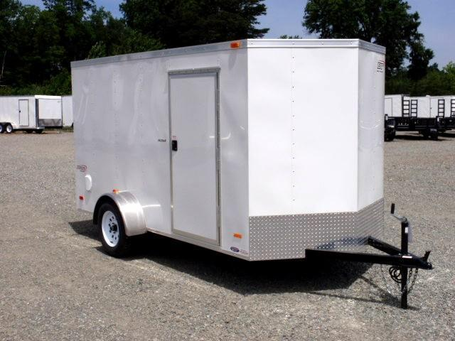 2016 Bravo Scout 6x12 w/ Ramp Door