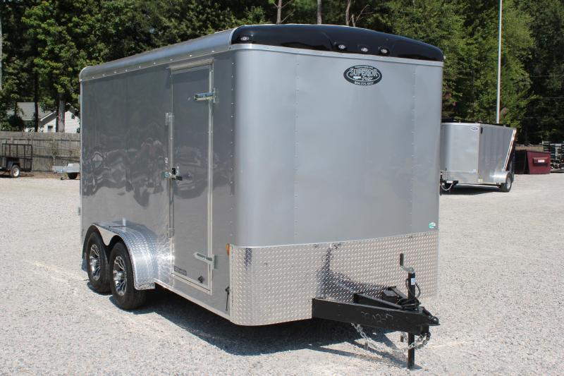 2019 Continental Cargo 7X14 w/Double Door