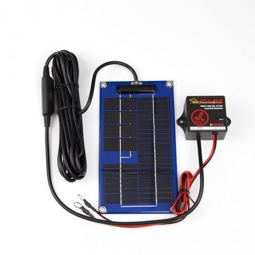 Solar Battery Charger 12V / 2W