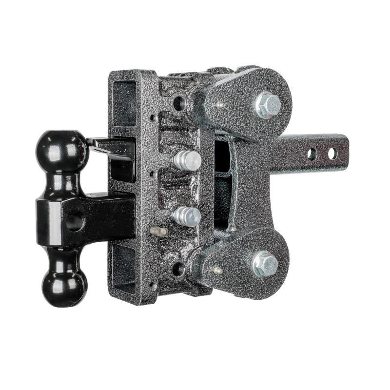 The Boss (Torsion Flex) 10k 2 Inch Receiver 5 Inch Drop Hitch