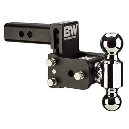 Tow and Stow 2 Inch Receiver 5 inch Drop