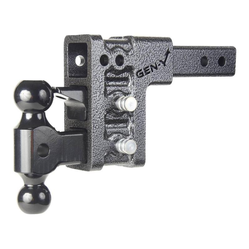 Mega-Duty 16K Hitch 2 Inch  Receiver 5 Inch Drop