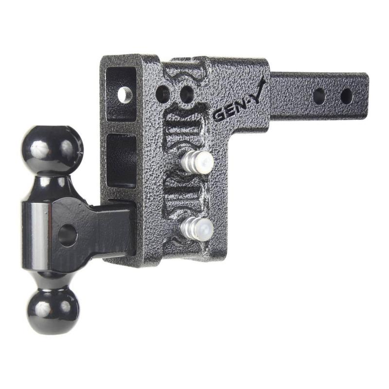 Mega-Duty 10K Hitch 2 Inch Receiver 5 Inch Drop