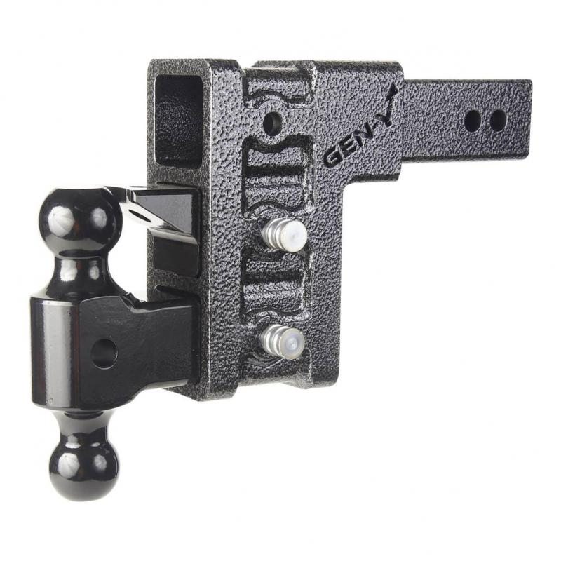 Mega-Duty 21K Hitch 2-1/2 Inch Receiver 6 Inch Drop
