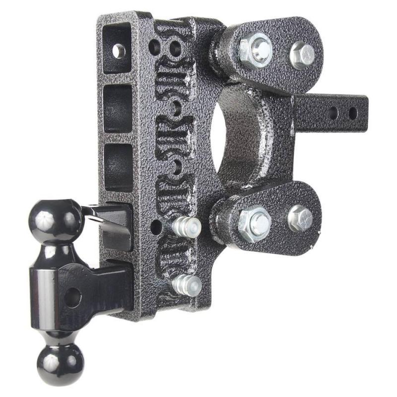 The Boss (Torsion Flex) 10K 2 Inch Receiver 7-1/2 Inch Drop Hitch