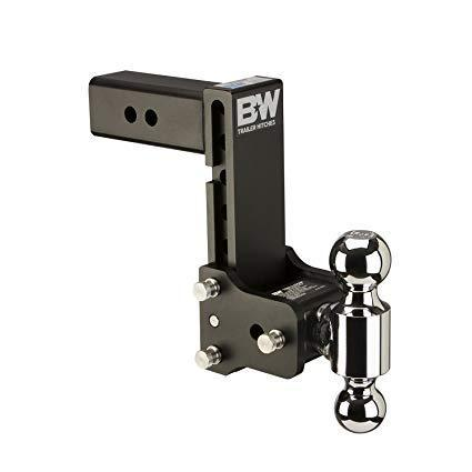 Tow and Stow 2-1/2 Inch Receiver 7 Inch Drop