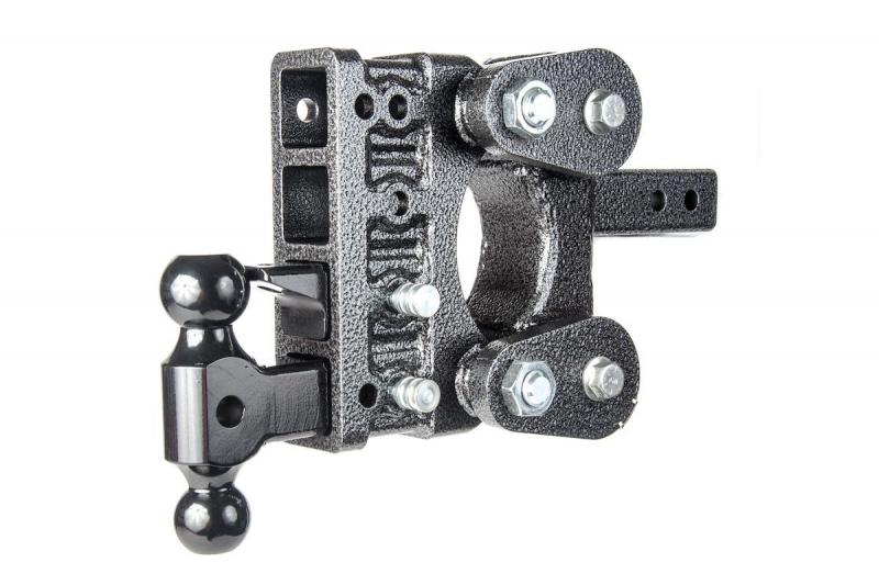 The Boss (Torsion Flex) 16k 2-1/2 Inch Receiver 5 Inch Drop Hitch